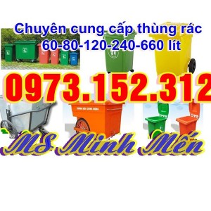 thung rac cong cong 120 240 660 lit gia re