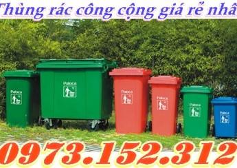Thùng rác nhập khẩu, giá rẻ