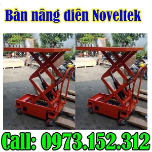 Bàn nâng điện Noveltek - Đài Loan