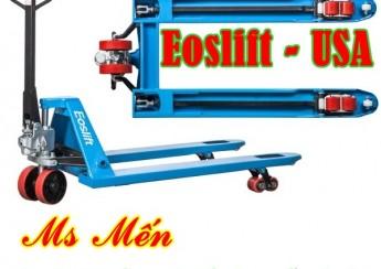Xe nâng tay thấp 2.5 tấn của Eoslift - Mỹ