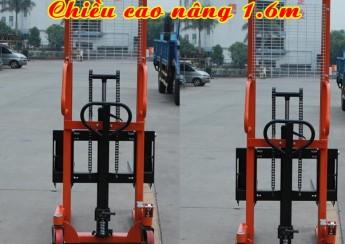 Xe nâng tay cao 1 tấn và 1.5 tấn giá rẻ