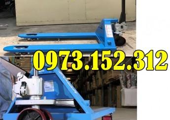 Xe nâng tay thấp 3 tấn, 5 tấn hàng Đài Loan giá rẻ