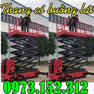 Thanng nâng tự hành maihui 300, 500 kg