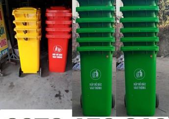 Thùng rác công cộng tại Nghệ An giá rẻ